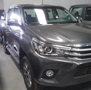 Toyota Hilux 4x4 Full 2018 con 6.500 Km.