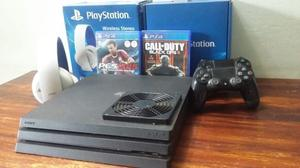 vendo playstation 4 PRO impecable!!!