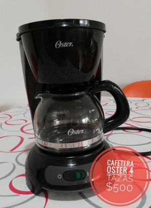 Cafetera Oster 4 tazas