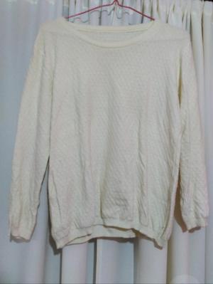 Sweater Blanco Finito