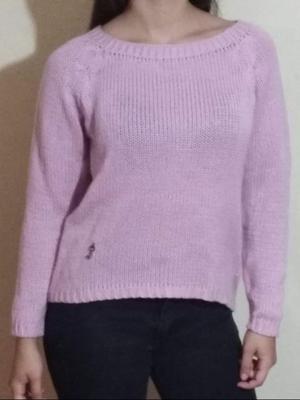 Sweater Lila al cuepo