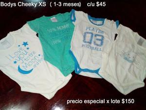 Lote ropa de bebe marcas Carters Cheeky Mimo