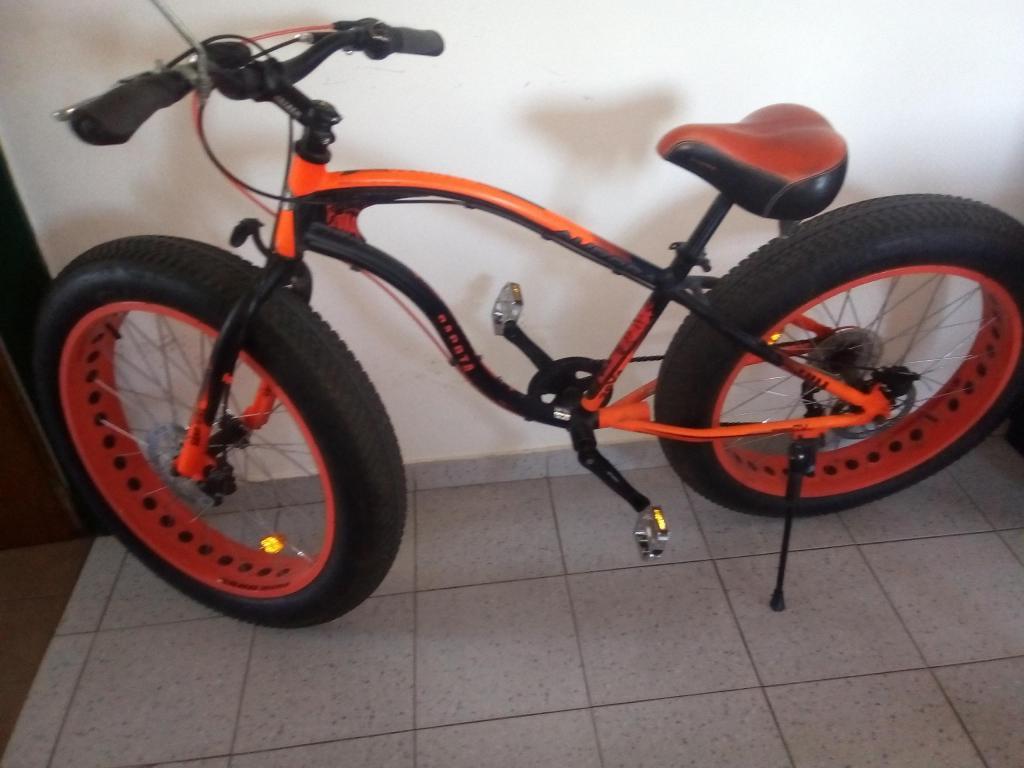 Vendo fast bike
