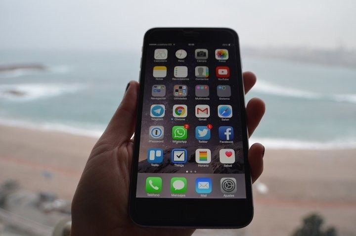 IPHONE 6 DE 16 GB LIBRE DE FABRICA