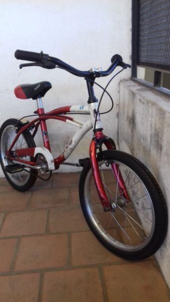 bicicleta playera MVS rodado 16 lista para usar y regalar !