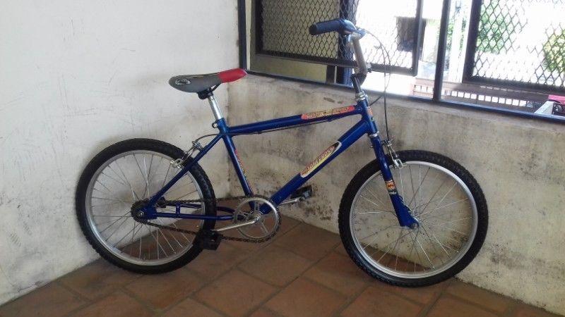 bicicleta stonecross rodado 20 bmx igual a nueva ! lista