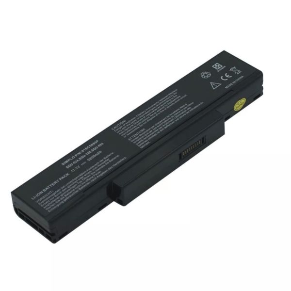 Bateria P/ Notebook Lg E500 / Asus F3/ Msi / Cbpil48 Bty-m66