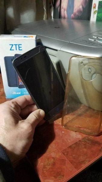 Celular Zte Blade Ag/lte Dual Sim !!! Libre !!!