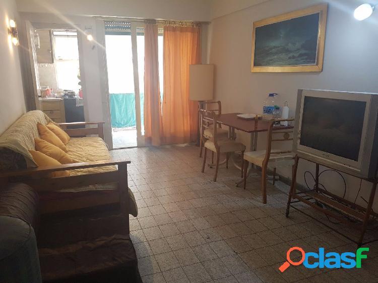 DEPARTAMENTO 2 AMBIENTES A METROS DEL MAR ZONA HOTEL