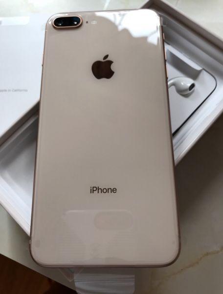 IPhone 8 Plus 64gb, garantía