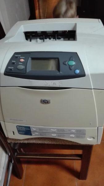 Impresora HP laserjet