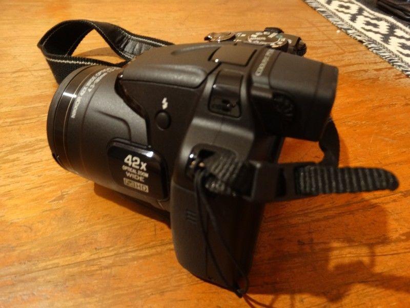 Nikon P530 Con Estuche Y Caja