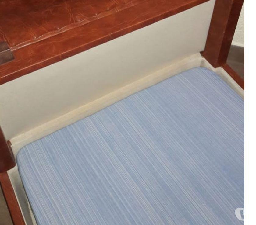 sofa cama de una plaza con colchon