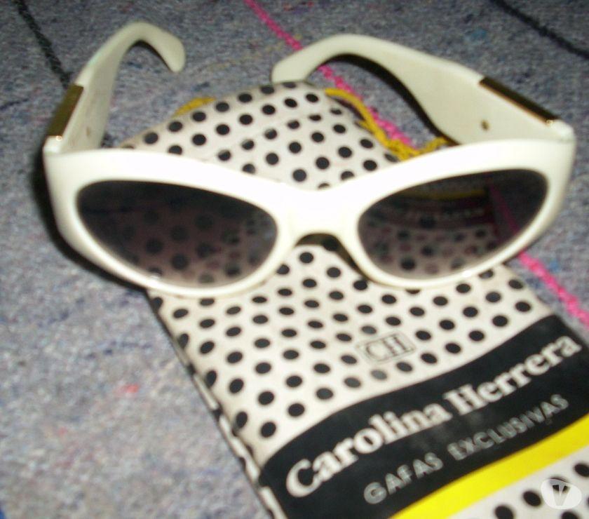 vendo anteojos para sol original carolina herrera