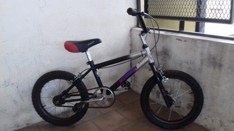 Bicicleta Para Niños Rodado 16 Excelente Estado Y Lista !