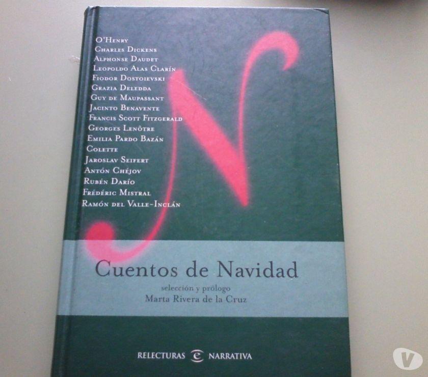 CUENTOS DE NAVIDAD, DE MARTA RIVERA DE LA CRUZ
