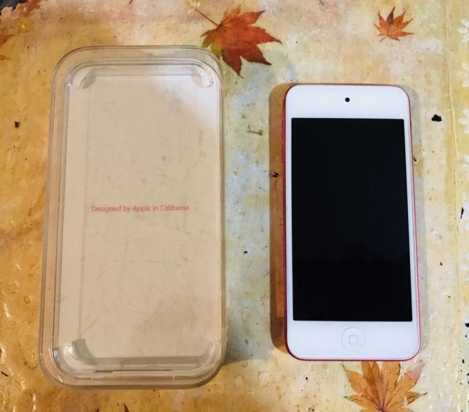 Ipod Touch 5 Gen de 32 gb con muy poco uso.