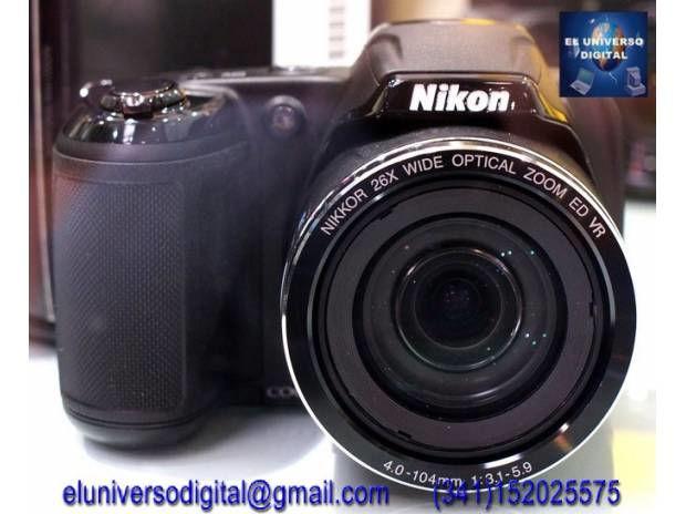 Nikon L320 Santa Fe,Rosario,Rafaela,San Nicolas,Parana,Nikon
