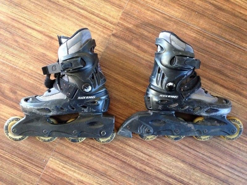 Patines Rollers Bladerunner talle 34