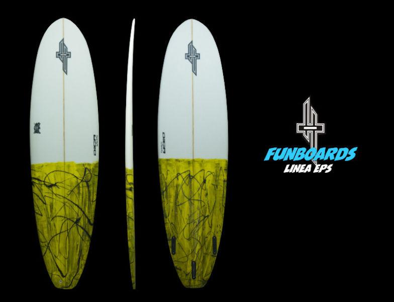 Tabla de surf Funboards Epoxy - Dica Surfboards