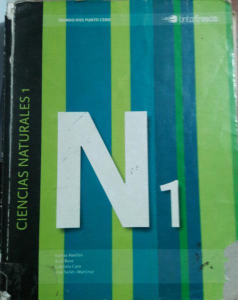 Libro C.C.Naturales N1