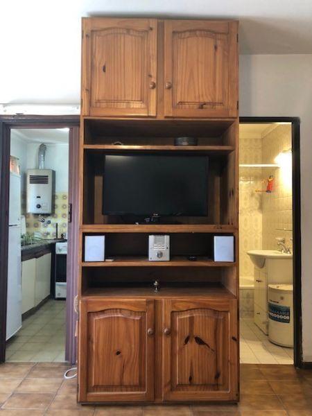 Modular living con estantes