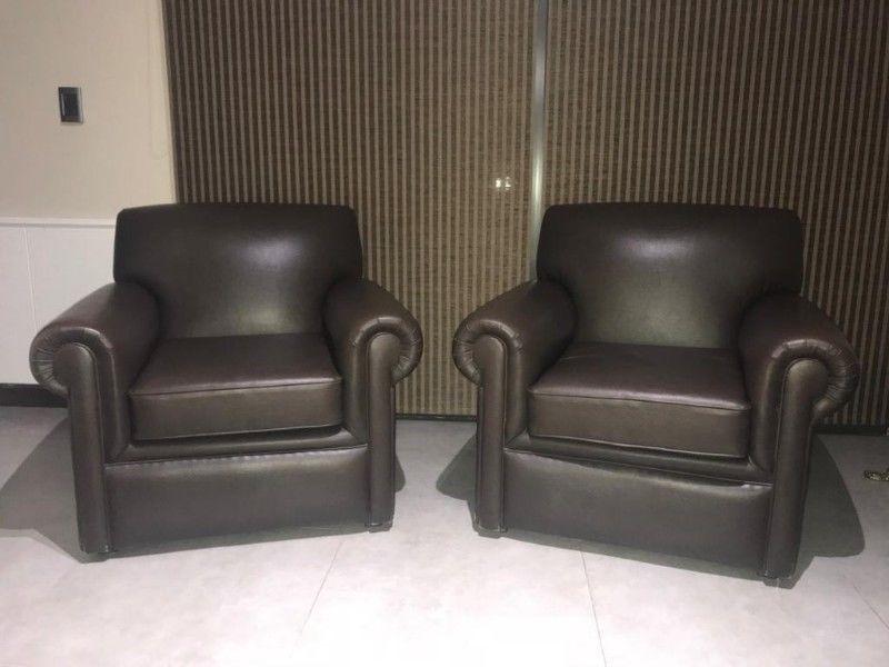 Vendo 2 sillones de un cuerpo