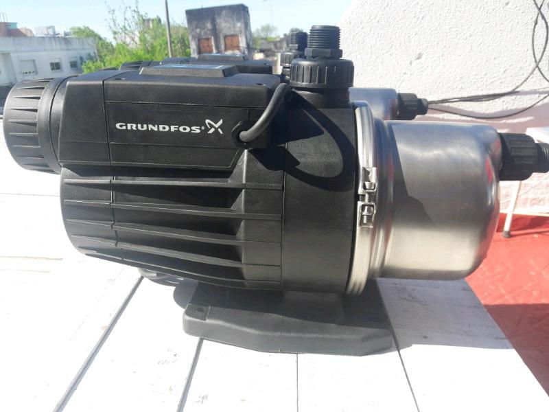 Bomba de agua presurizadora GRUNDFOS MQ3-35