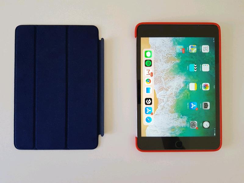 Ipad mini 4 con Smart cover original y stylus inteligente