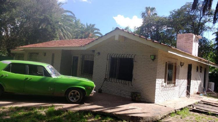 URGENTE DUEÑO VENDE !! Casa Quinta con Pileta