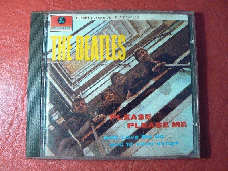 CD The Beatles - Please Please Me. Editado por Parlophone en