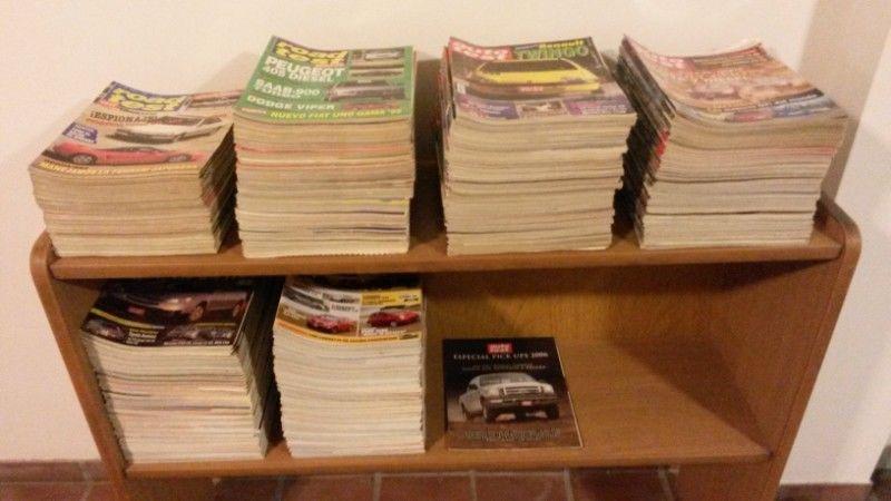 Colección revistas Road Test/Auto Test. Precio imbatible!!!