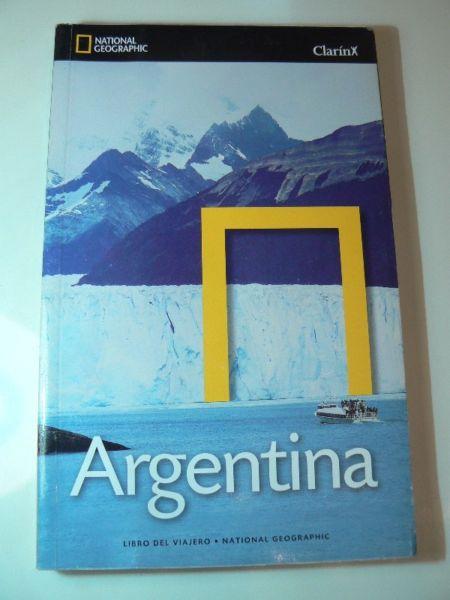 Guía Turística de Argentina National Geographic Clarín