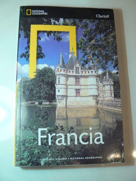 Guía Turística de Francia National Geographic Clarín