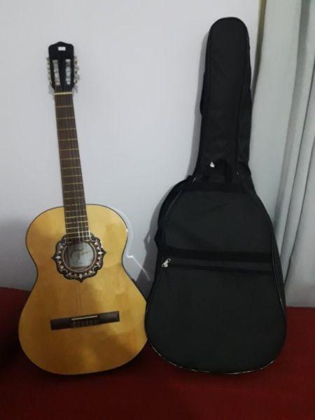 Imperdible: Guitarra Fonseca SIN USAR modelo