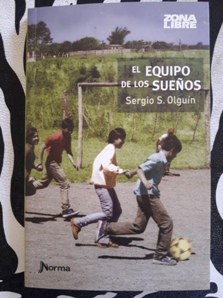 Libro El Equipo de los Sueños. Ed Norma