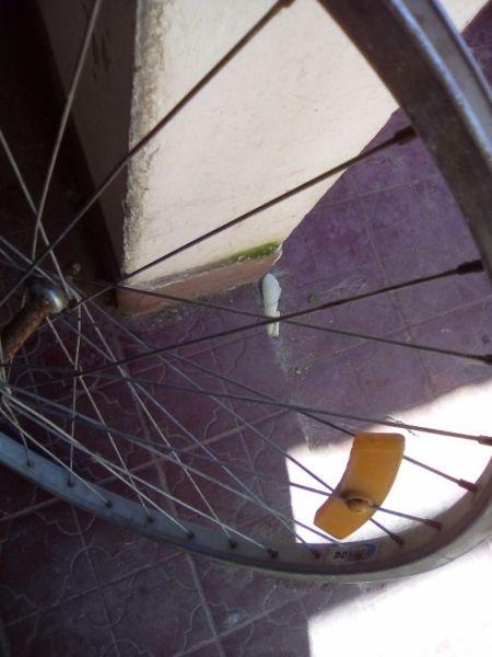 Llanta de bicicleta,excelente estado,