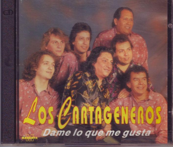 Los Cartageneros - dame lo que me gusta cd cumbia