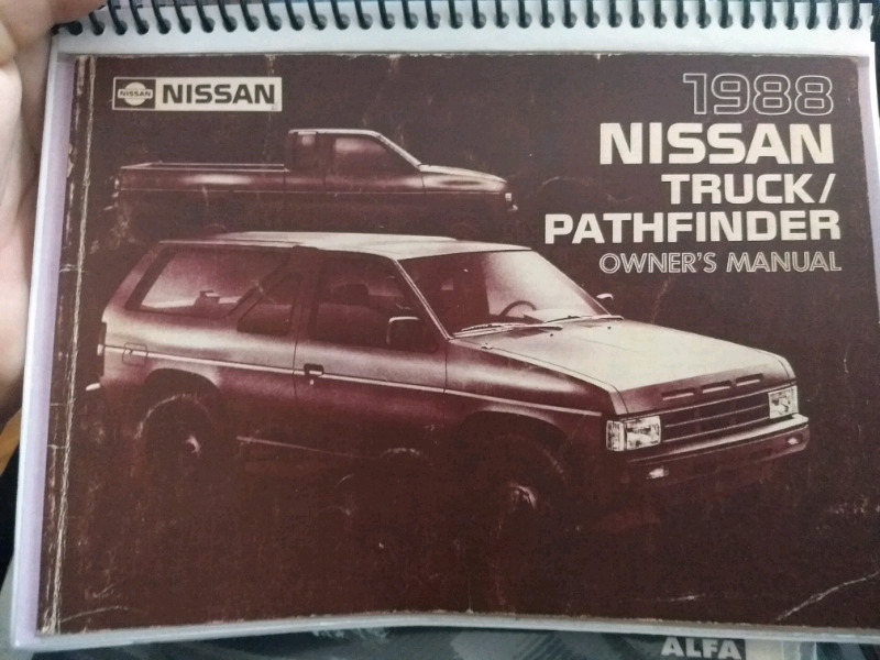 Manual de Nissan Pathfinder  de usuario