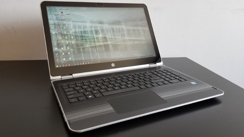 Notebook HP Pavilion X touch Core i5 8GB SSD 256gb