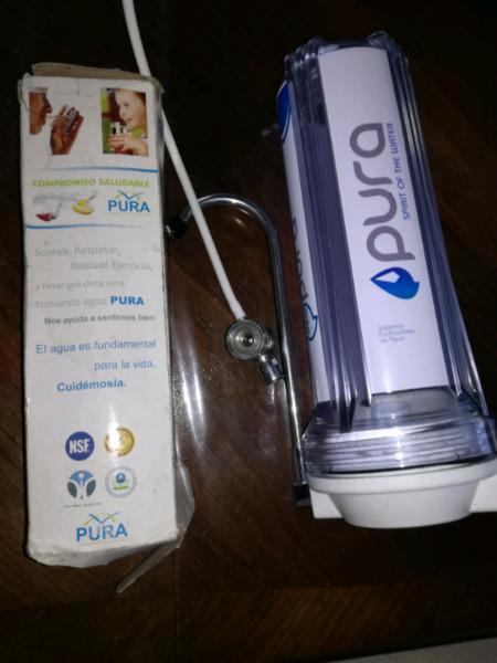 Purificador de agua PURA nuevo