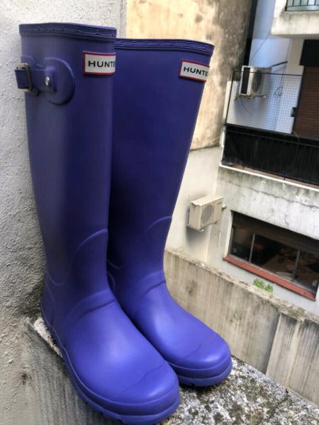 Botas de lluvia HUNTER originales