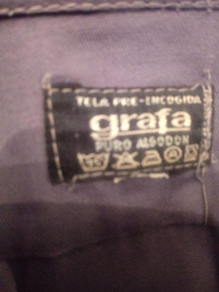 Camisa de trabajo marca