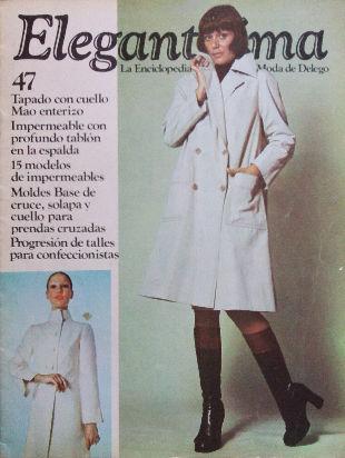 elegantisima la enciclopedia de la moda de delego fasciculo