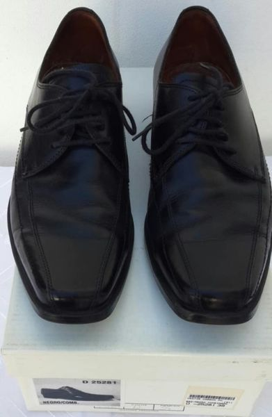 zapatos de cuero nº 39 Dino Butelli