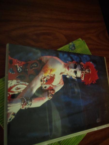 CD Return of the firebird Espectáculo musical