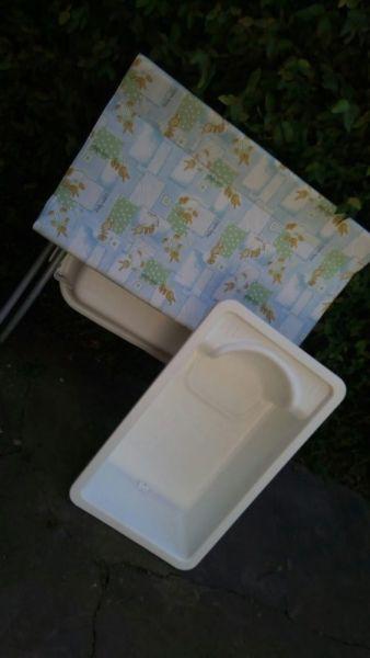 Catre de baño Infanti