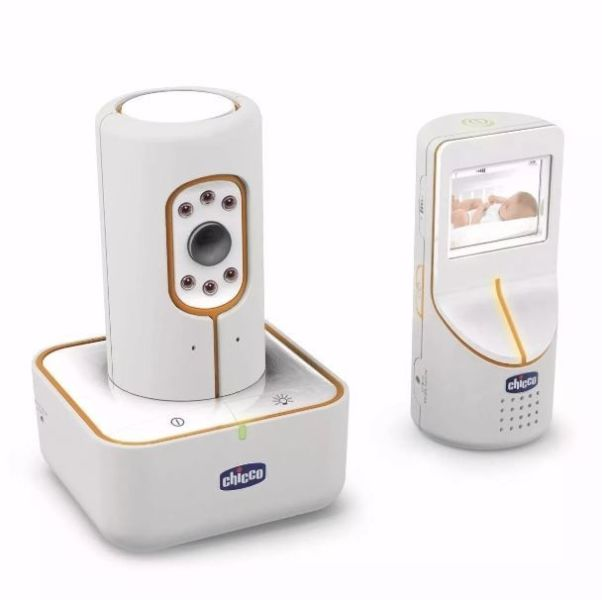 Chicco Baby Call Monitor Color Digital Vision Nocturna