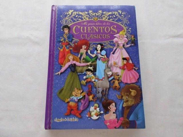 Mi gran libro de los cuentos clásicos, Ed. El gato de