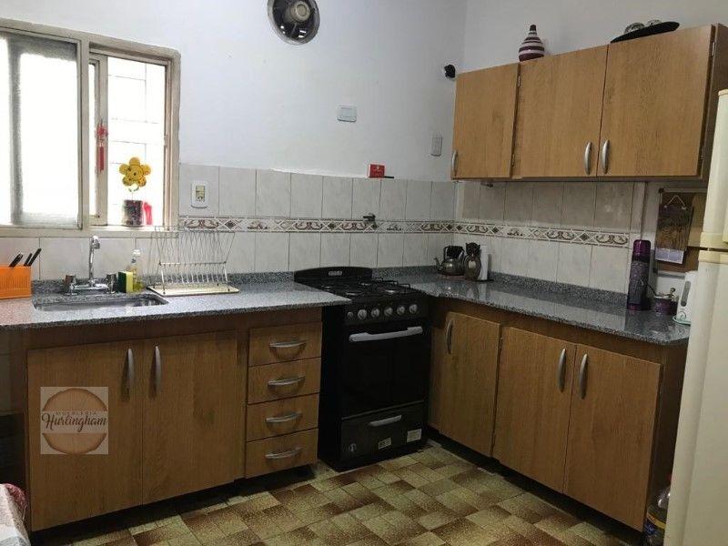 Muebles de cocina en melamina 18 mm color roble claro